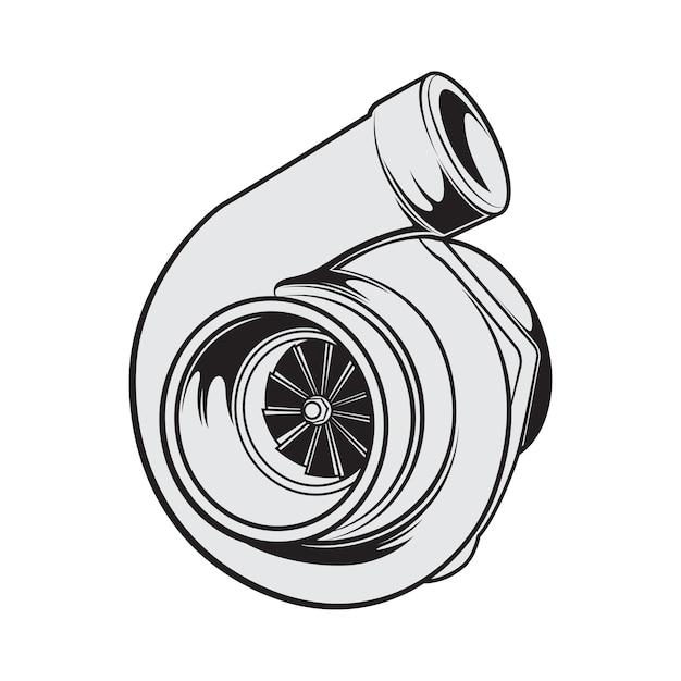 Turbocharger Vector Premium