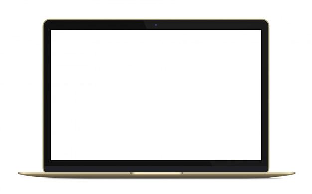 Ultrabook rico y moderno Vector Premium