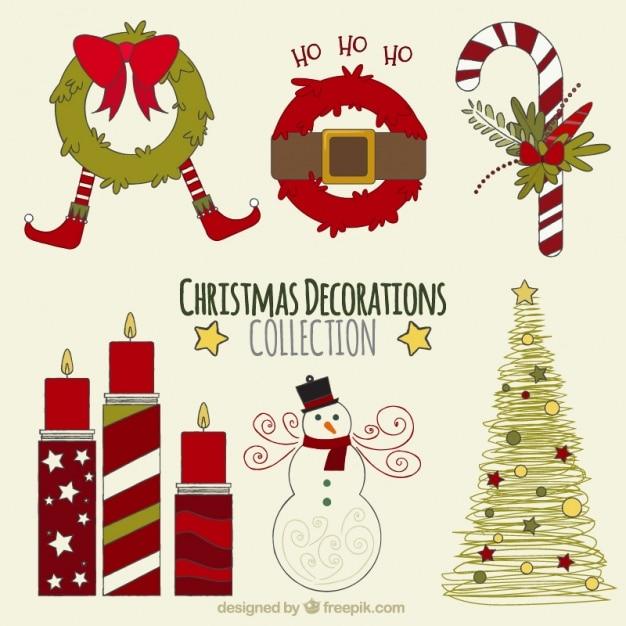Decorativos de navidad set vinilos decorativos navideos - Decorativos de navidad ...