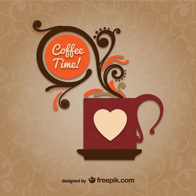 CAFETERÍA para todos - Página 3 Vector-de-hora-del-cafe-con-taza_23-2147499150