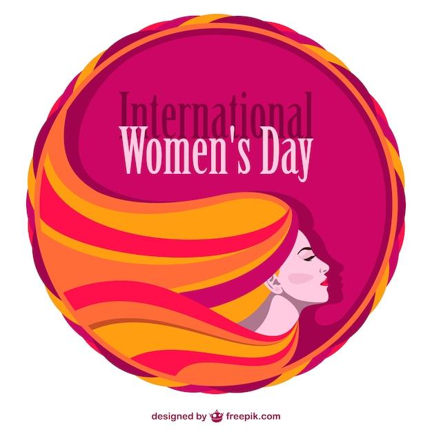 Vector día de la mujer vector gratuito
