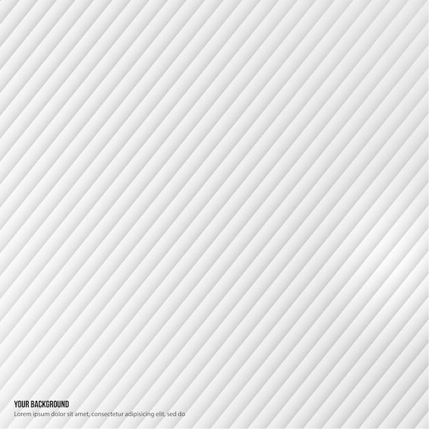 Vector líneas abstractas plantilla. diseño de objetos vector gratuito