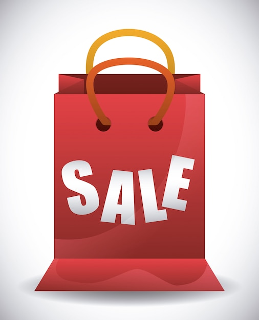 Ventas y retail Vector Premium