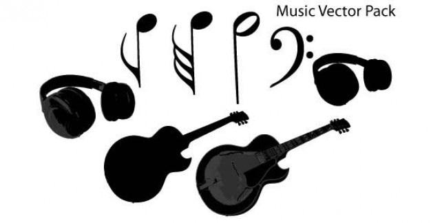 007 Musik- Kostenlose Vektoren