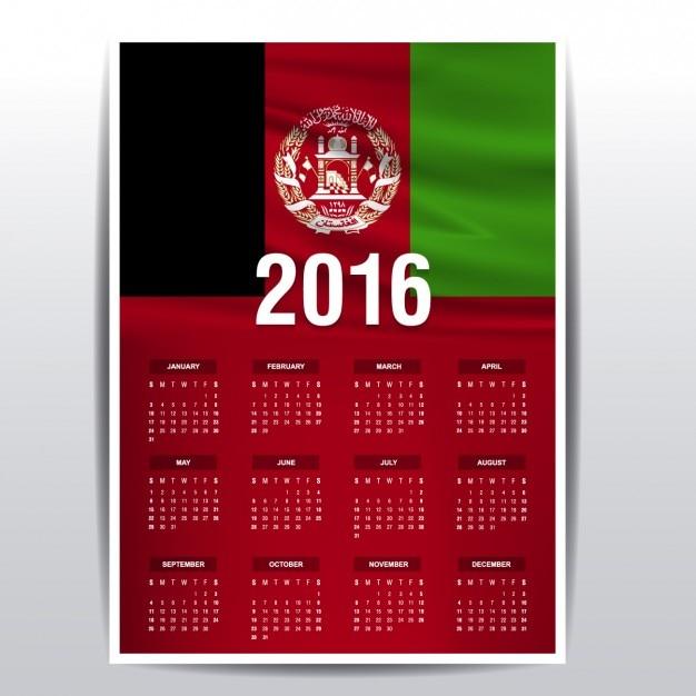 2016 kalender von afghanistan download der kostenlosen. Black Bedroom Furniture Sets. Home Design Ideas