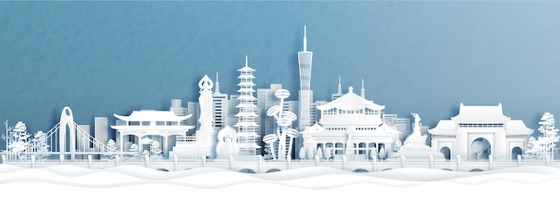 22 guangzhou Premium Vektoren