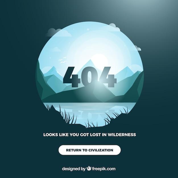 404 fehler hintergrund Kostenlosen Vektoren