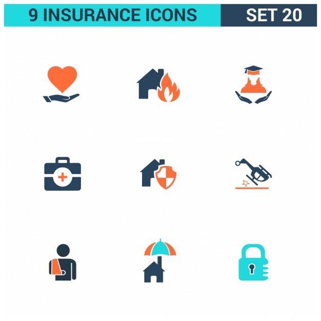 9 versicherung wohnung icon set download der kostenlosen. Black Bedroom Furniture Sets. Home Design Ideas