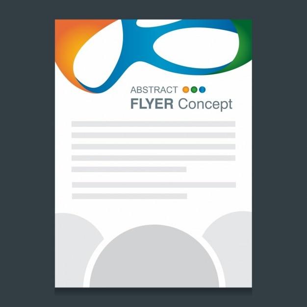 Abstrakt Flyer Design Rio-Spiele-Vorlage | Download der kostenlosen ...