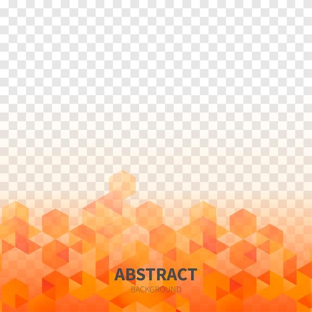 Abstrakte formen mit transparentem hintergrund Kostenlosen Vektoren