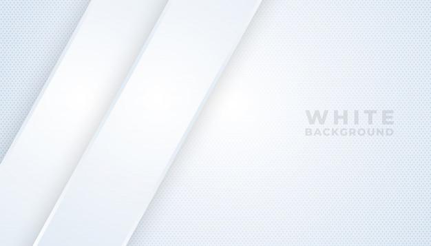 Abstrakte moderne linie steigungs-weiße und graue hintergründe Premium Vektoren