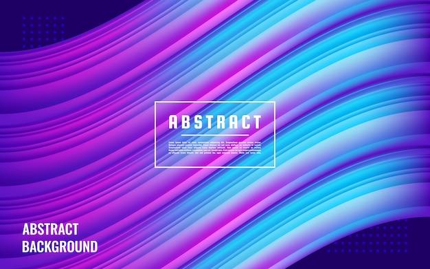 Abstrakte purpurrote flüssige flussbeschaffenheit Premium Vektoren