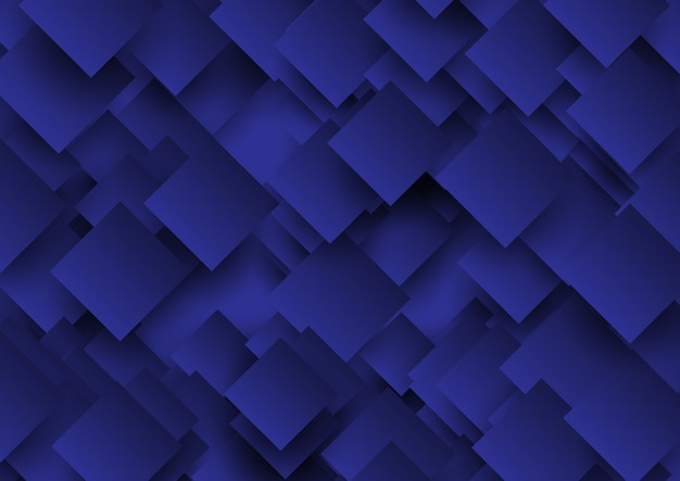 Abstrakte quadrate entwerfen hintergrund Kostenlosen Vektoren