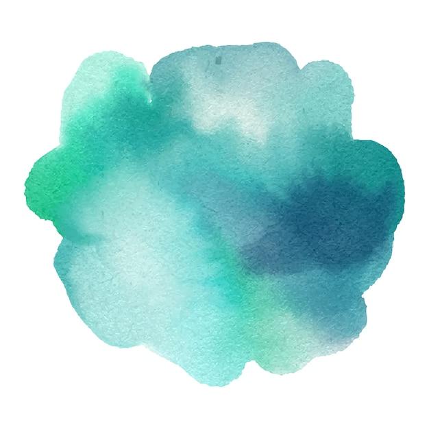 Abstrakter aquarellhintergrund für ihre auslegung. Premium Vektoren