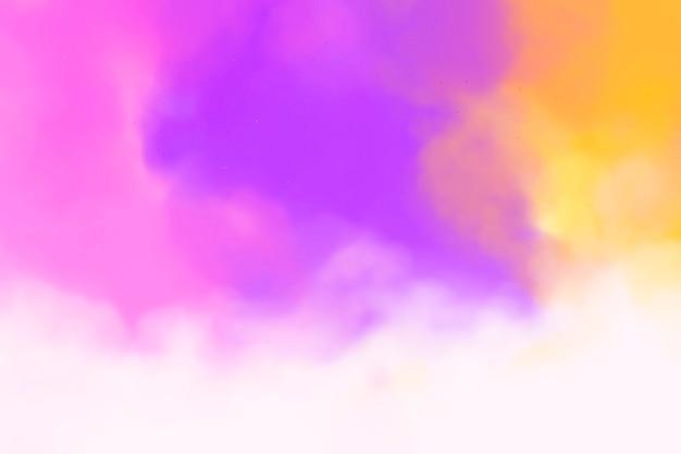 Abstrakter aquarellhintergrund Kostenlosen Vektoren