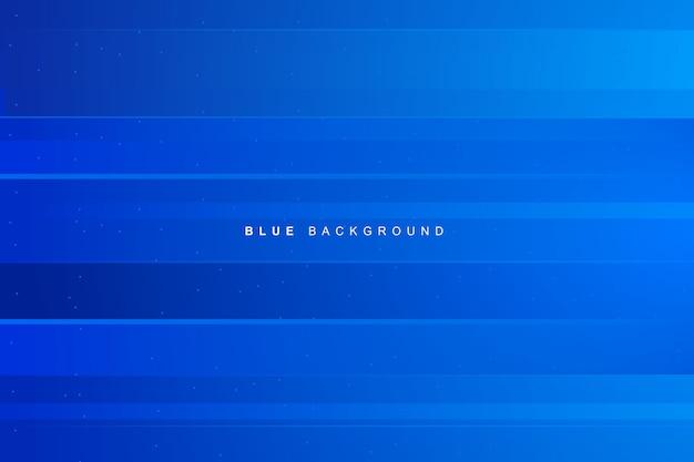 Abstrakter bunter moderner blauer hintergrund Premium Vektoren