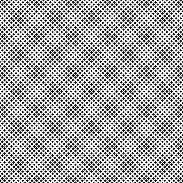 Abstrakter diagonaler quadratischer musterschwarzweiss-hintergrund Premium Vektoren