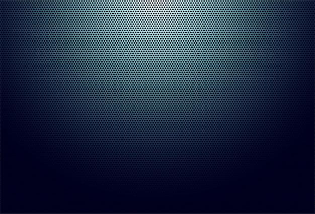Abstrakter dunkelblauer stoffbeschaffenheitshintergrund Kostenlosen Vektoren