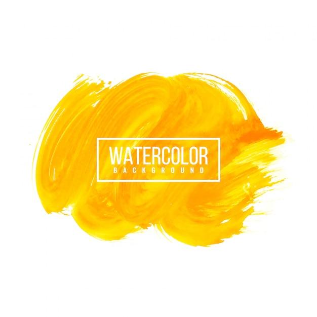 Abstrakter heller aquarellhintergrund Premium Vektoren
