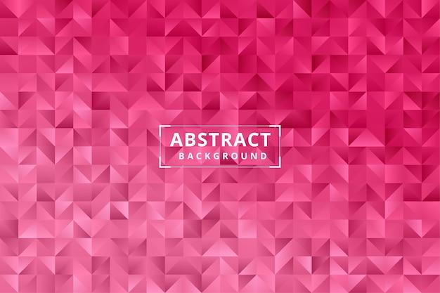 Abstrakter hintergrund. geometrische mustertapete. polygonform. Premium Vektoren