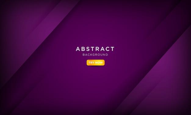 Abstrakter lila farbverlaufshintergrund mit kratzern Premium Vektoren
