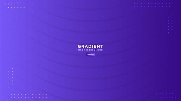 Abstrakter minimaler weicher blauer gradientenhintergrund. Premium Vektoren