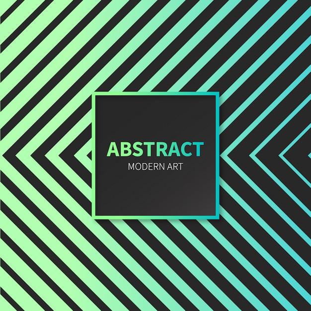 Abstrakter moderner kunst-hintergrund Kostenlosen Vektoren