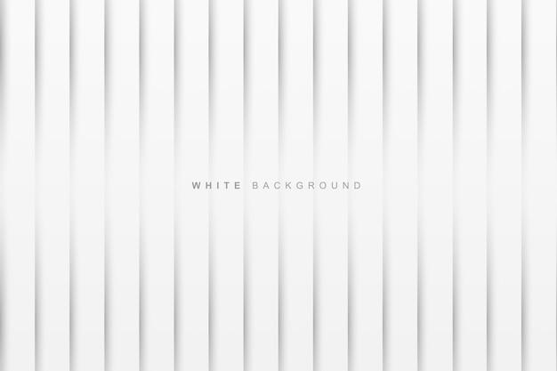 Abstrakter weißer hintergrund Premium Vektoren