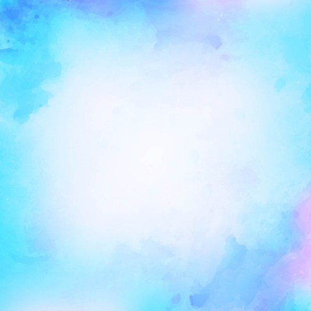 Abstraktes aquarelldesign Kostenlosen Vektoren