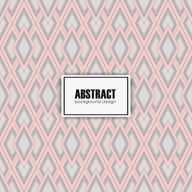 Abstraktes geometrisches muster Kostenlosen Vektoren