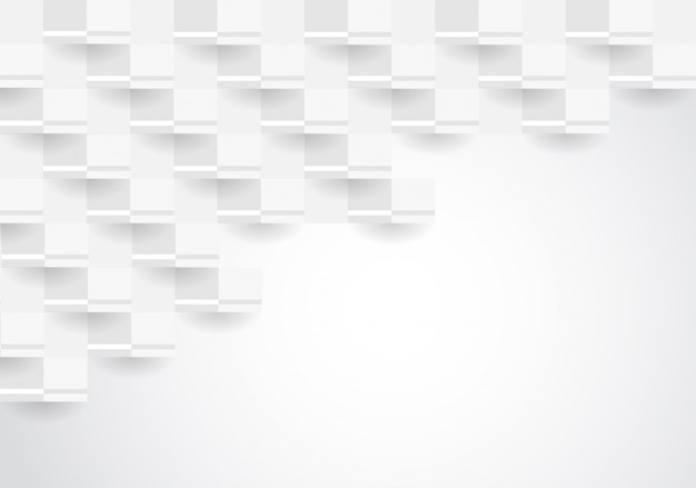 Abstraktes weißes beschaffenheitshintergrunddesign Premium Vektoren