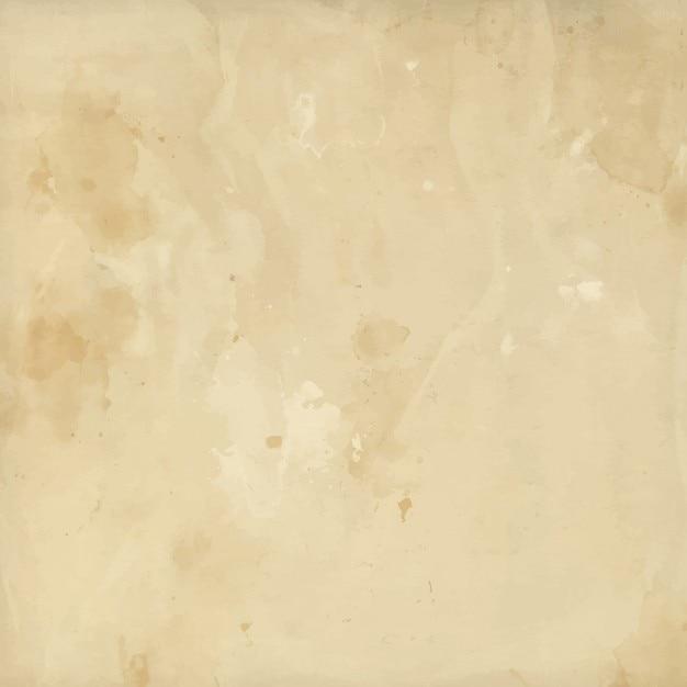Altes papier hintergrund mit flecken und spritzern Kostenlosen Vektoren