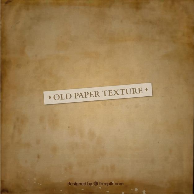 Altes papier textur mit flecken Kostenlosen Vektoren