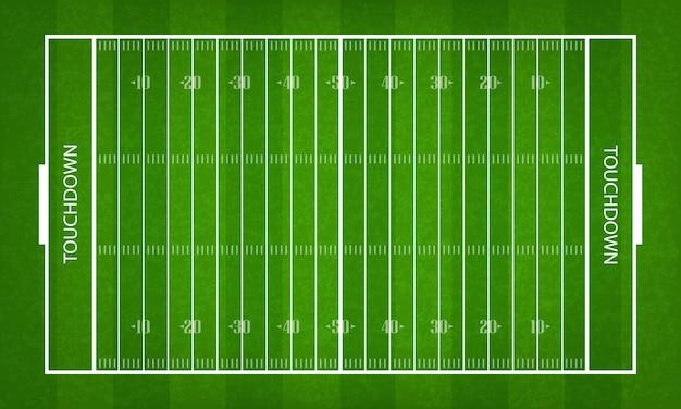 Football Feld