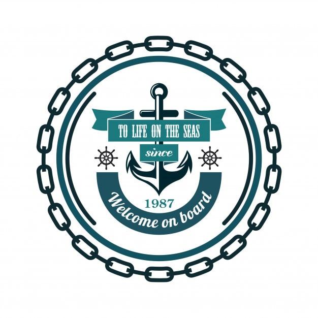 Anchore logo Premium Vektoren
