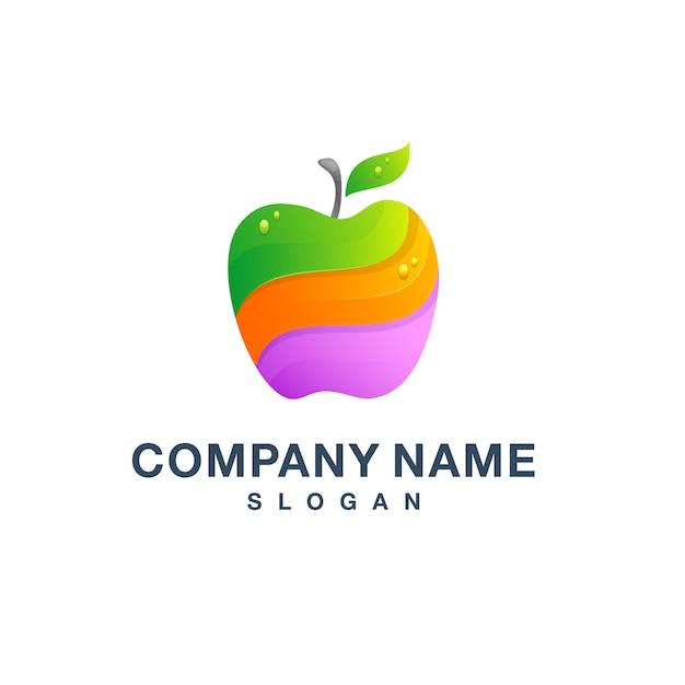 Apple design Premium Vektoren