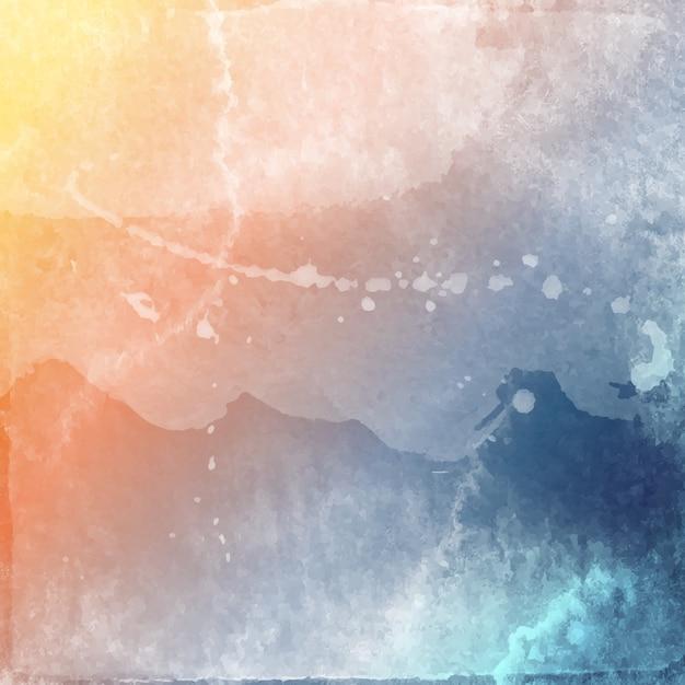 Aquarell textur hintergrund Kostenlosen Vektoren