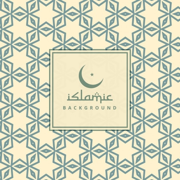 arabische kulturmuster hintergrund  kostenlose vektor