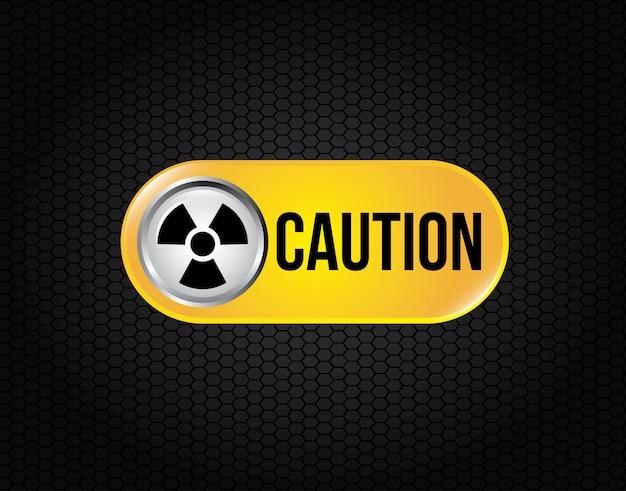 Atomare zeichen Kostenlosen Vektoren
