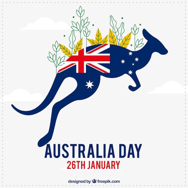 Australien tag Premium Vektoren
