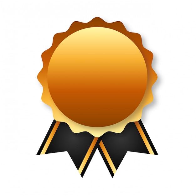 Auszeichnungsband Kostenlosen Vektoren