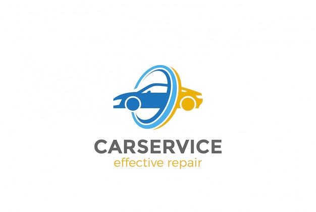 Auto-logo Kostenlosen Vektoren