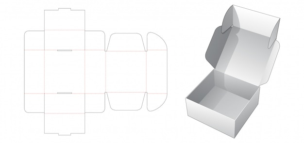 Schachtel Basteln Vorlage Zum Ausdrucken Pdf Kribbelbunt 4
