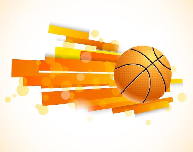 Basketballentwurf Premium Vektoren