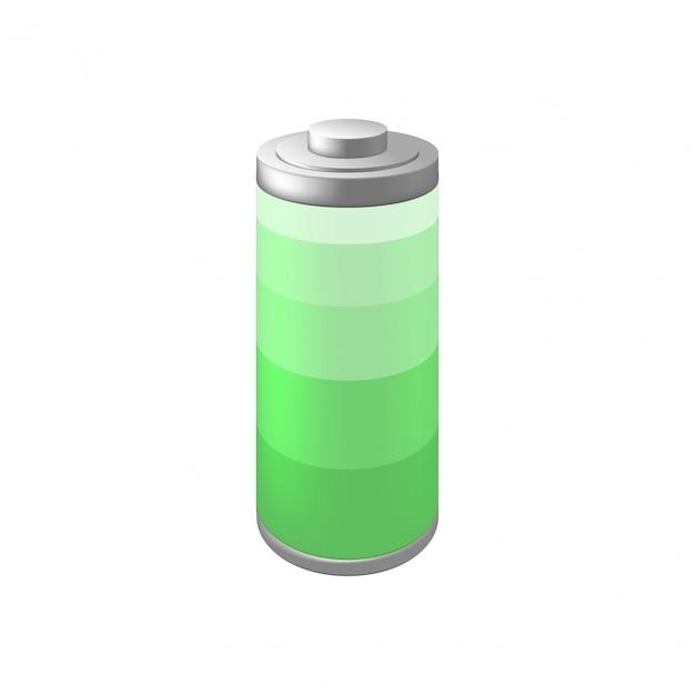 Batterie-symbol-clipart Premium Vektoren