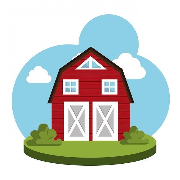 Bauernhof frisch Kostenlosen Vektoren