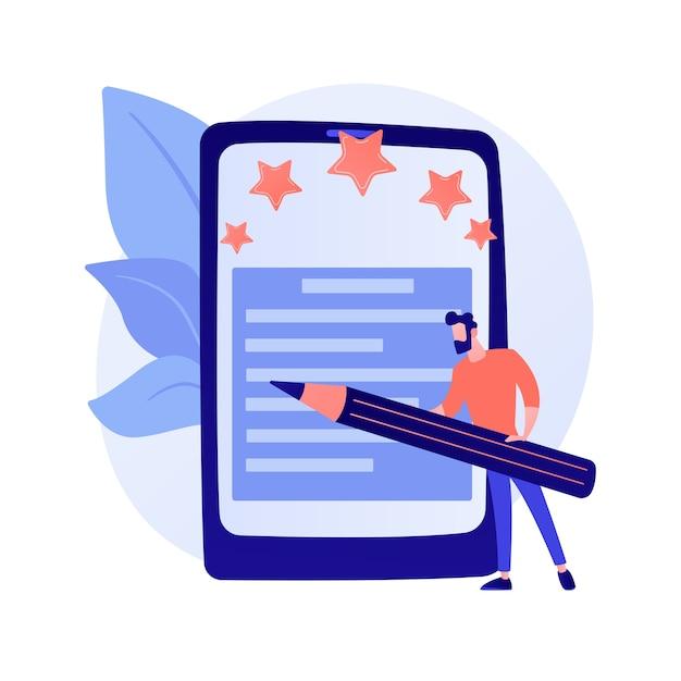 Beliebtheit der benutzer sozialer netzwerke, fotobewertung, aktivitätsindikator. mag menge, positive und negative bewertungen. avatar, profilbild Kostenlosen Vektoren