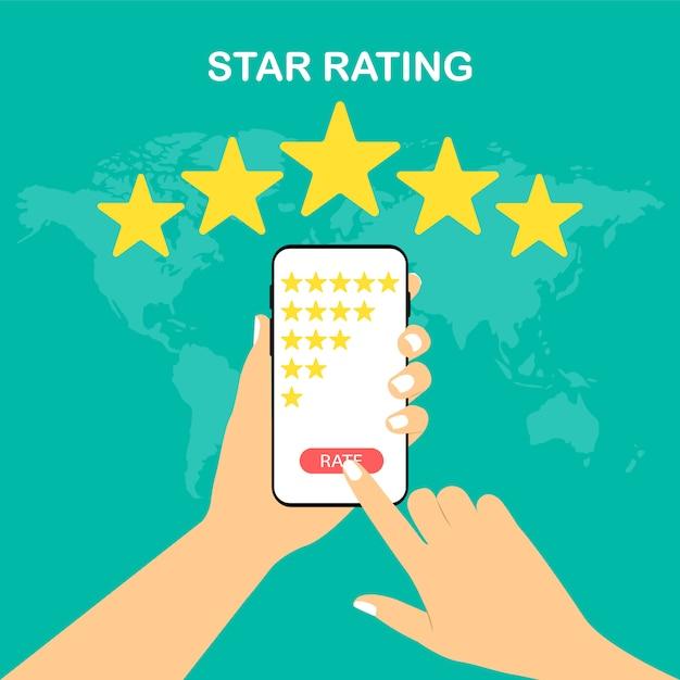 Bewertung App