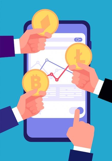 verdiene geld mit bitcoins crypto ico zu investieren