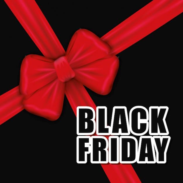 Black friday rabatte, angebote und aktionen. Premium Vektoren
